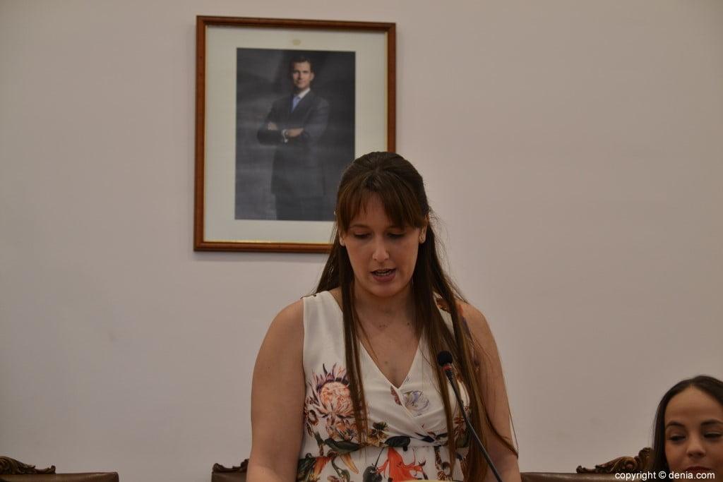 Grondwet van de gemeenteraad van Dénia - Sandra Getrudix