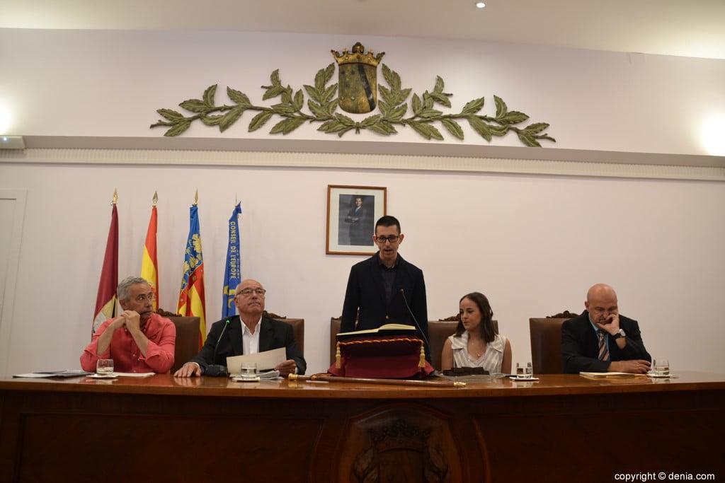 Grondwet van de gemeenteraad van Dénia - José Domenech