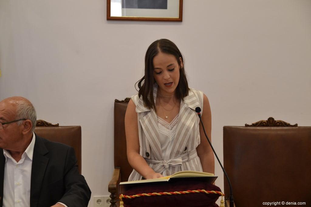 Grondwet van de gemeenteraad van Dénia - Melani Ivars
