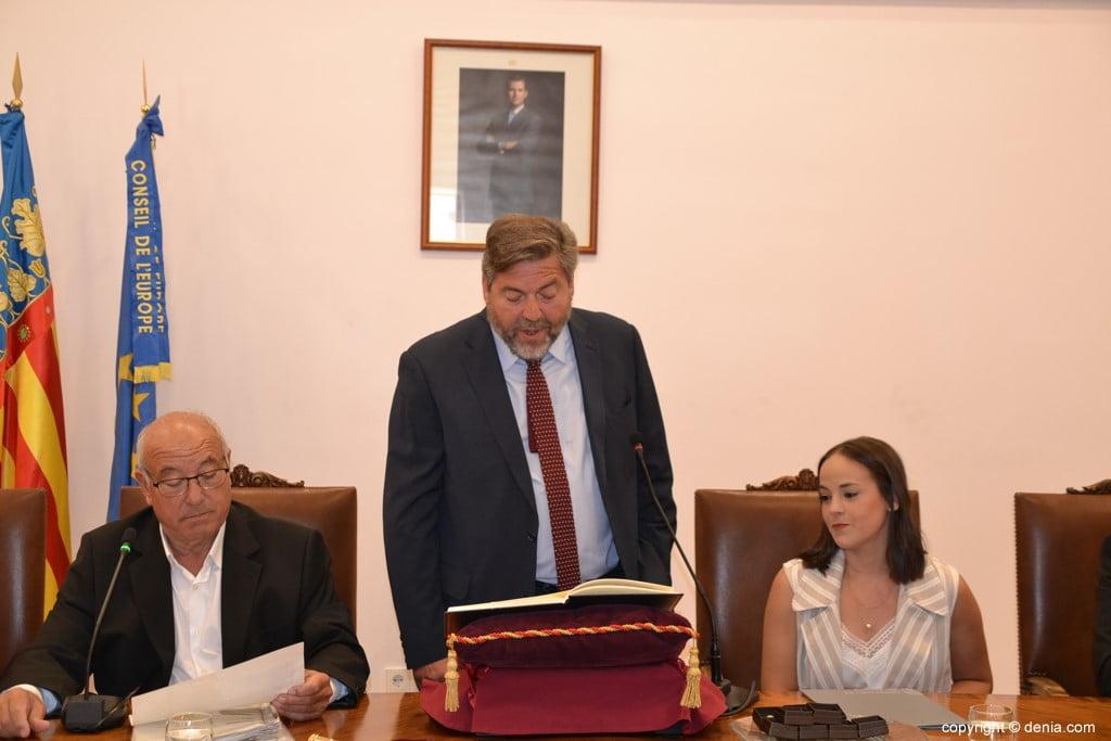 Grondwet van de gemeenteraad van Dénia - Rafa Carrió