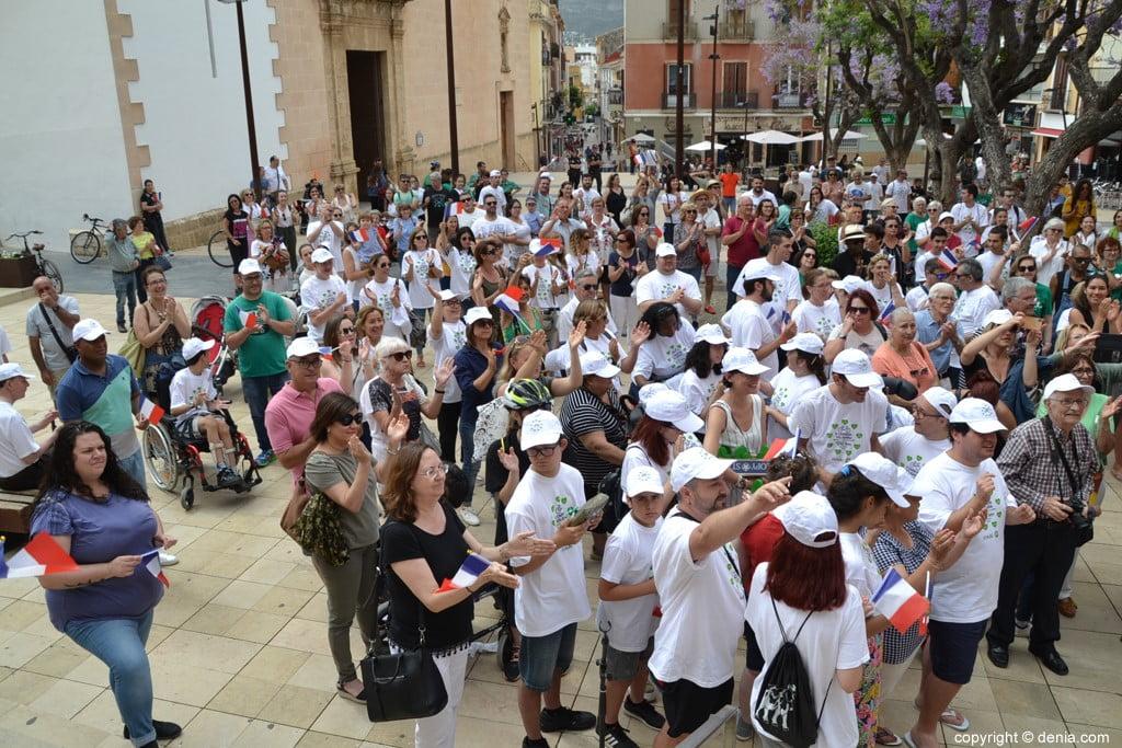 V Cursa Solidària Angers - Dénia - Assistents