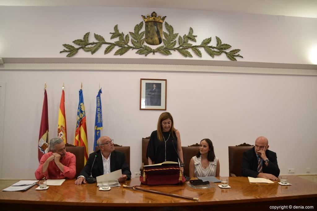Grondwet van de gemeenteraad van Dénia - Eva Ronda