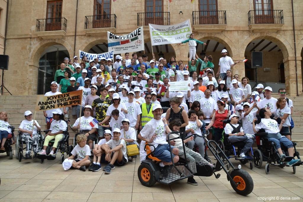 V Cursa Solidària Angers - Dénia - Fi de festa