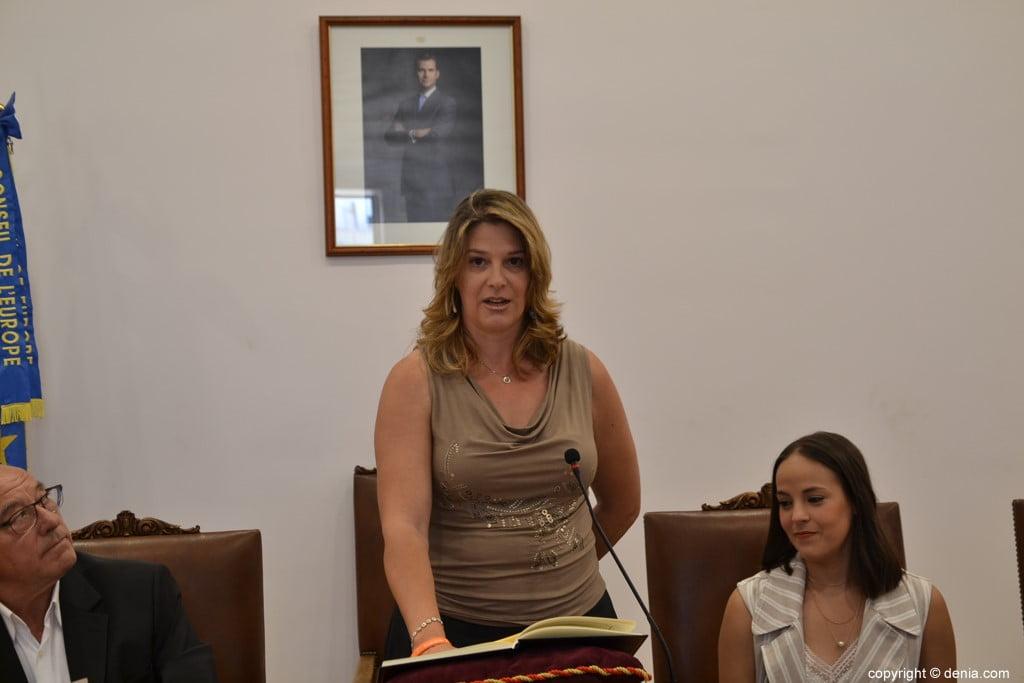 Grondwet van de gemeenteraad van Dénia - Susana Mut