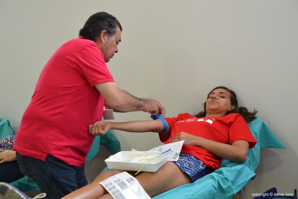 Donació de sang HLA Sant Carles 2019 - Donants