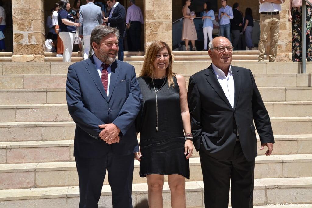 Grondwet van de gemeenteraad van Dénia - Compromís raadsleden
