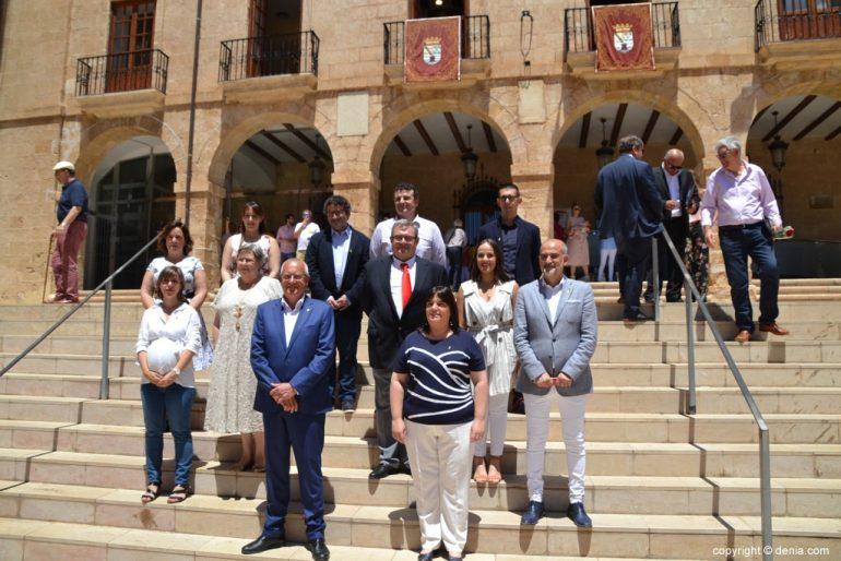 Samenstelling van de gemeenteraad van Denia - socialistische raadsleden