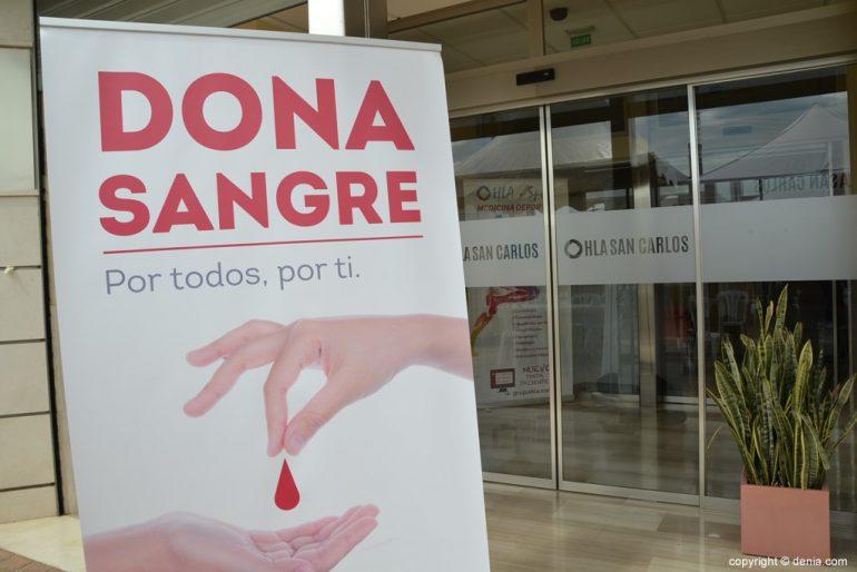 Donació de sang HLA Sant Carles 2019