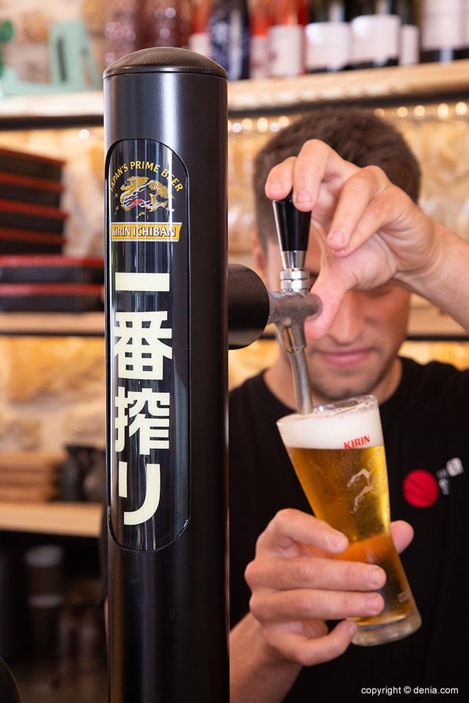 Cerveza Taberna Sushiber