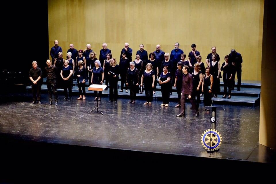 Concierto de primavera del Rotary Club