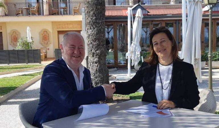 Convenio colaboración Grupo Glorieta