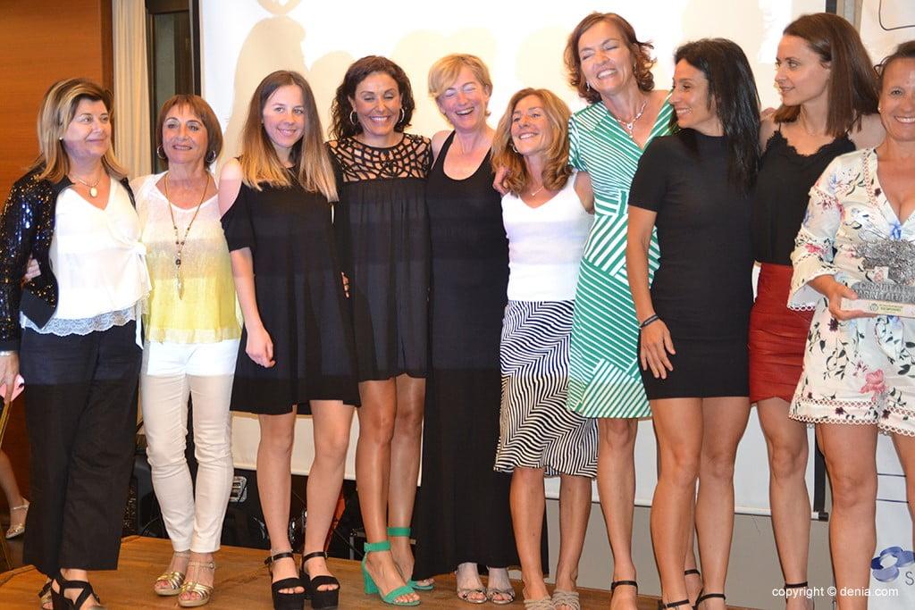 Dénia Corres segon club femení