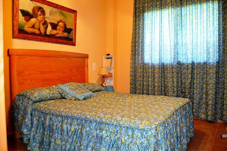 Dormitori principal apartament Euroholding