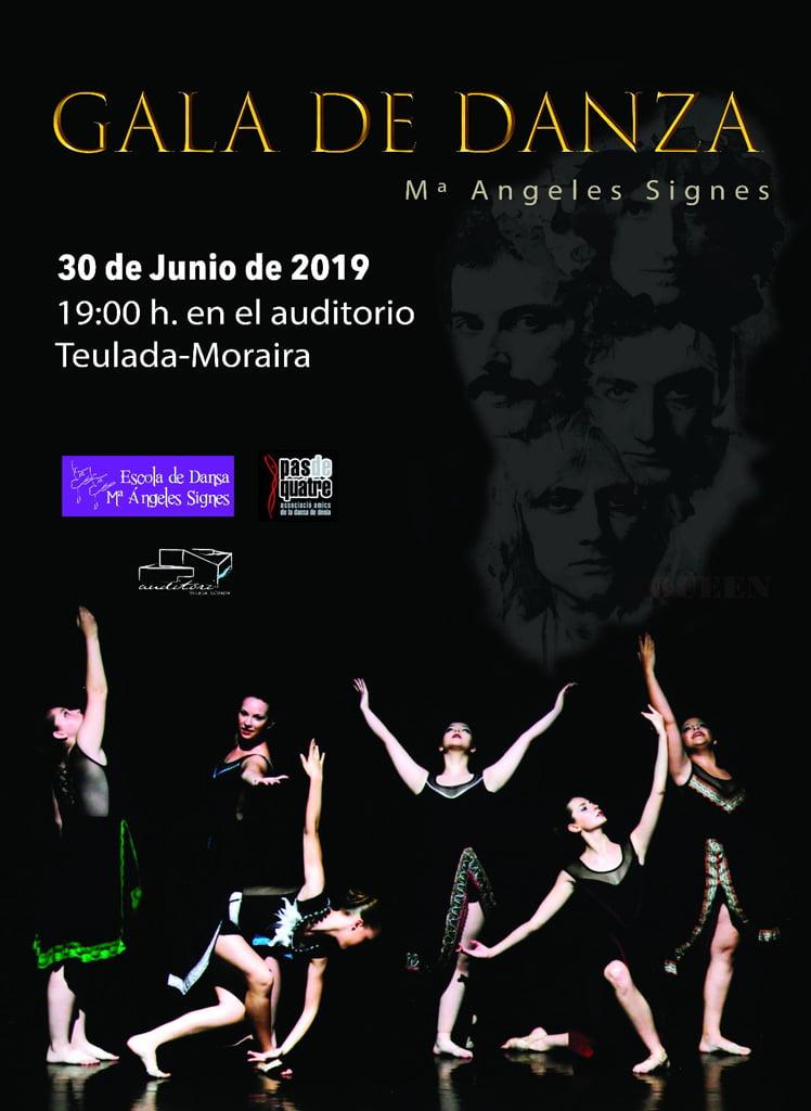 Gala de Danza Mª Ángeles Signes 2019
