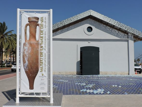 Imatge: Museu de la Mar de Dénia