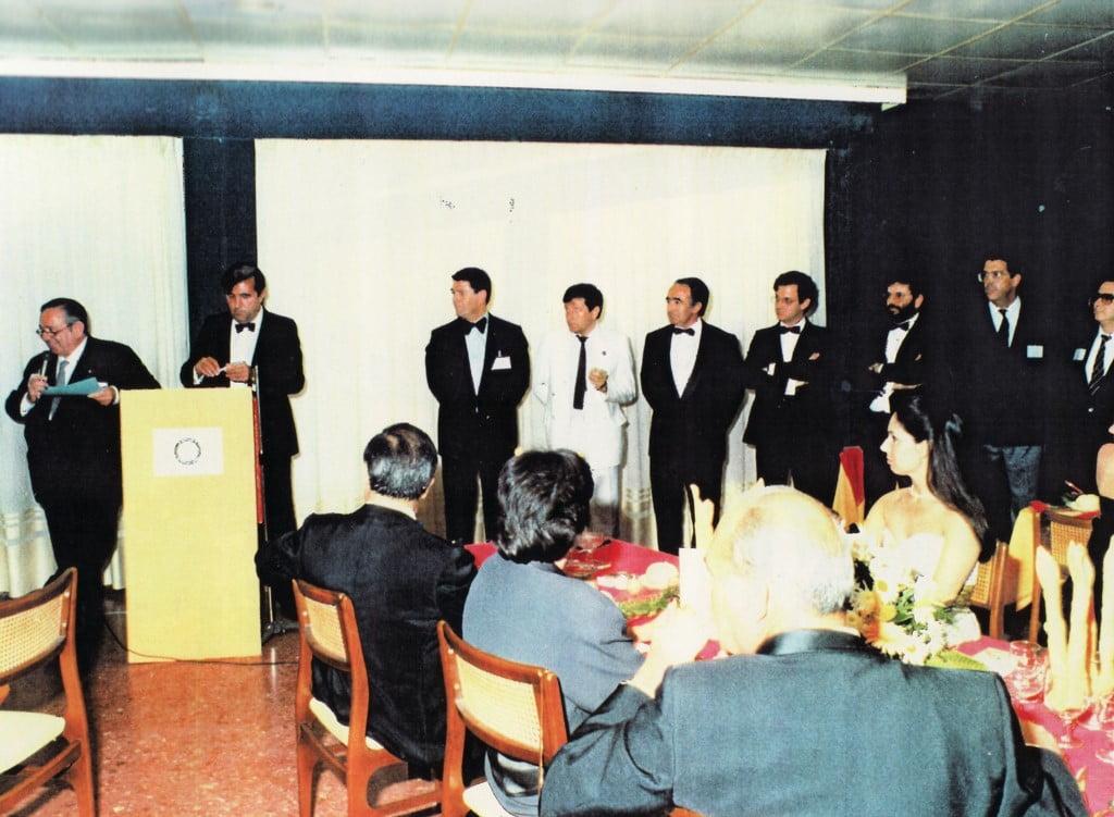 Nacimiento del Rotary Club Dénia