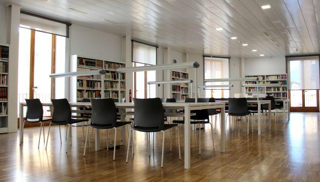 Imagen: Nuevas salas con conexión para aparatos y mobiliario renovado