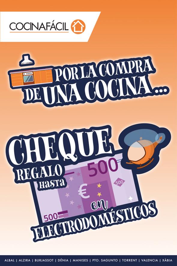Easy Kitchen ti dà un assegno fino a 500 € sugli ...
