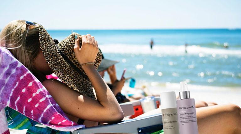 Protege tu cabello del sol - The Reference Studio