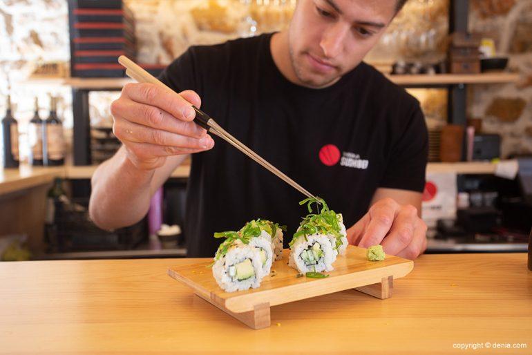 Restaurante Sushi Dénia - Taberna Sushiber