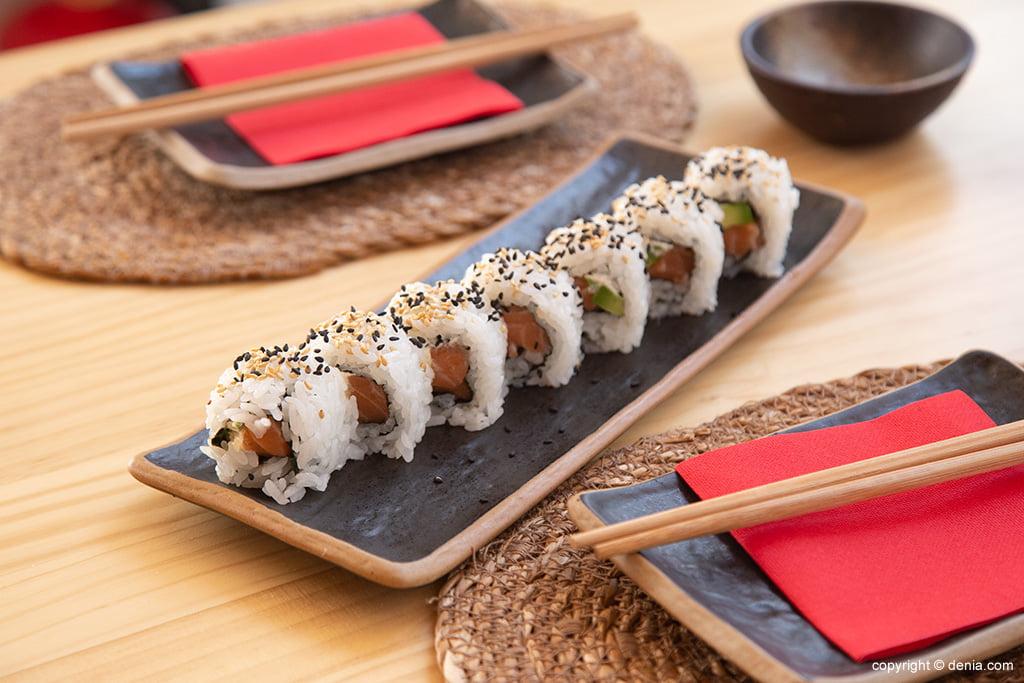 Sushi Dénia Taverna Sushiber