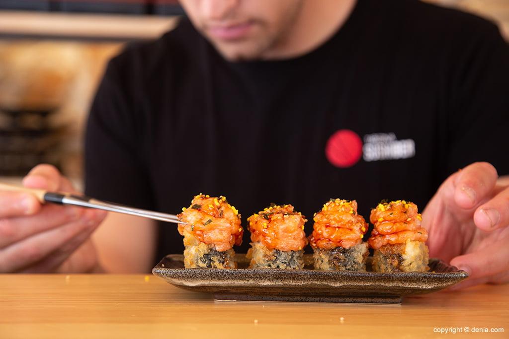 Taberna Sushiber – Restaurante sushi en Dénia
