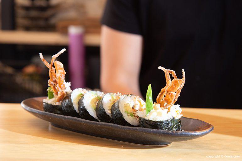 Taberna Sushiber - Sushi en Dénia