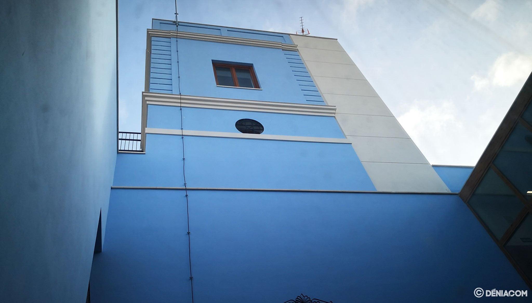 Torreta de la Biblioteca Municipal de Dénia