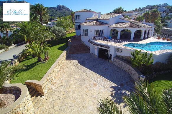Comprar casa gran a Monte Pego - Stella Inmo Consulting