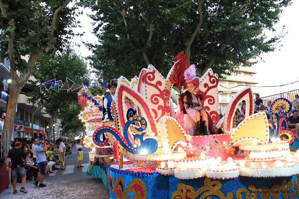 Carrosses Dénia 2019 - Falla Centre