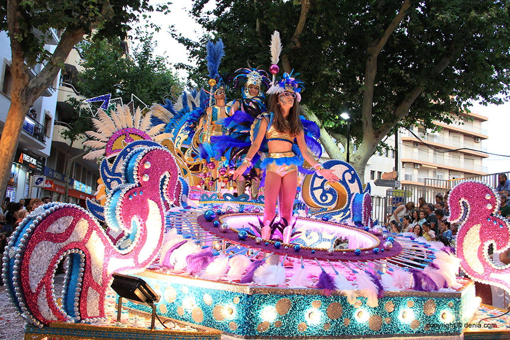 Floats Dénia 2019 - West Falla