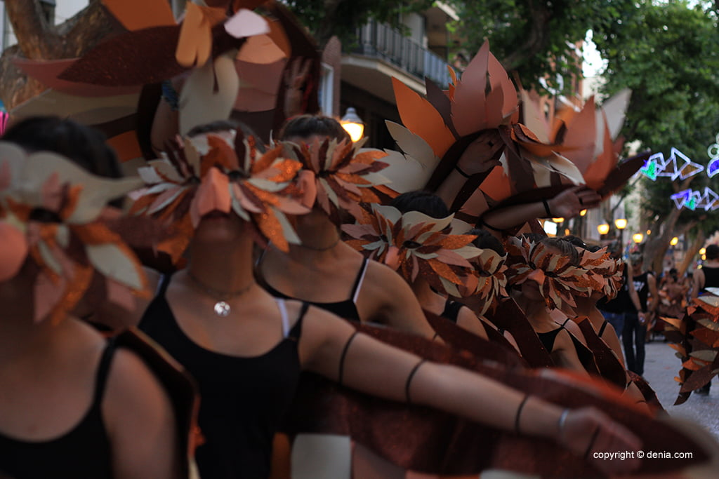Carrosses Dénia 2019 - Falla Port Rotes