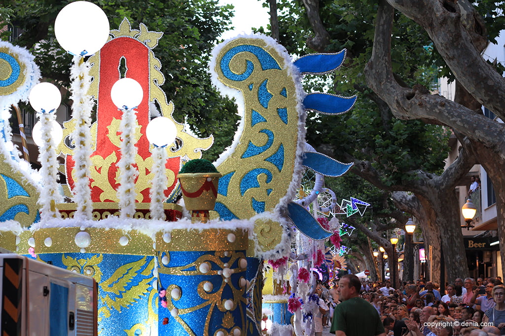 Floats Dénia 2019 - Port Rotes Falla