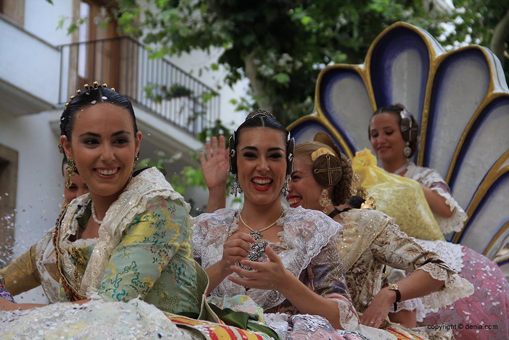 Carrosses Dénia 2019 - Juntes Locals convidades