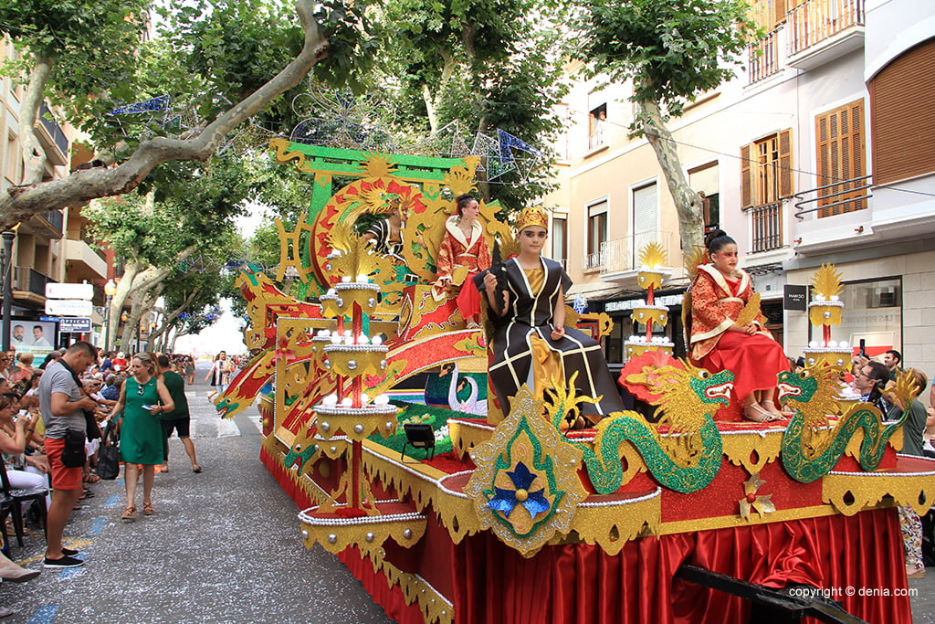 Floats Dénia 2019 - Paris Pedrera