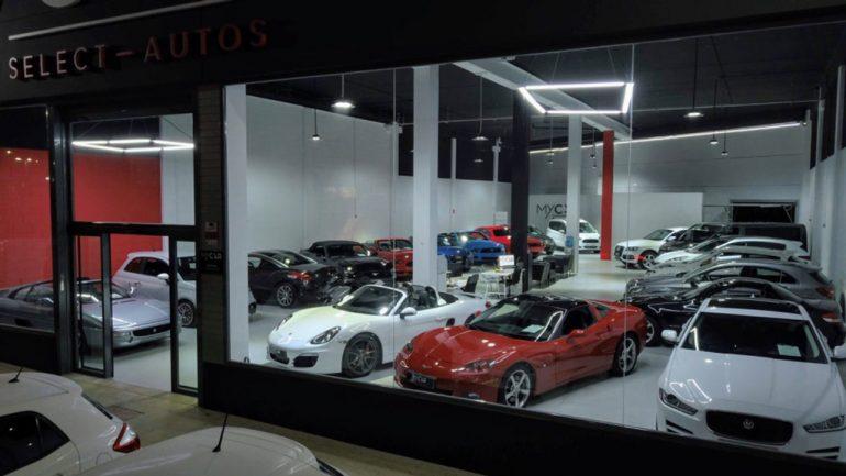 Coches de lujo Dénia - MY CAR Select Autos