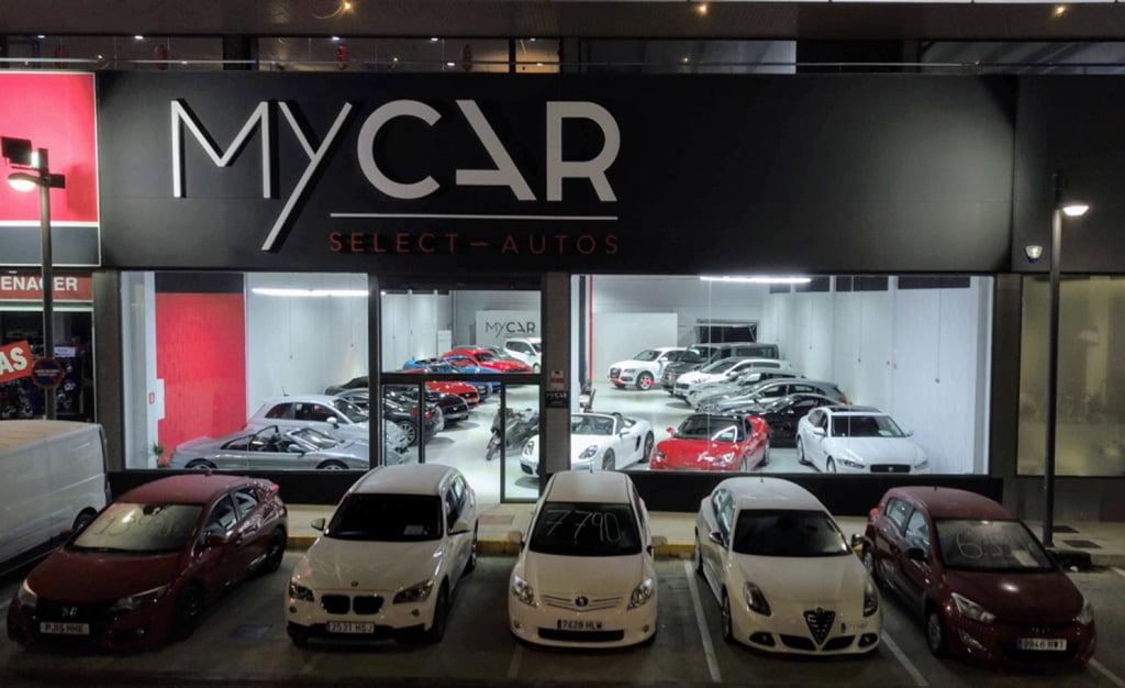 Comprar coche en Dénia – MY CAR Select Autos