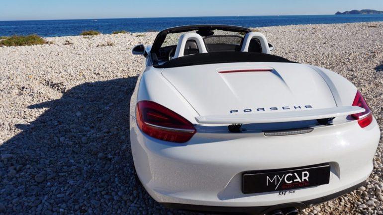 Comprar Porsche Dénia - MY CAR Select Autos