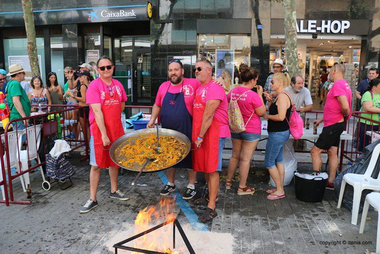 Concurs de paelles de Festes 2019 - Baix la Mar