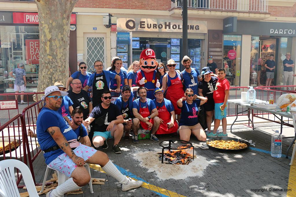 Concurs de paelles de Festes 2019 - Falla Les Roques