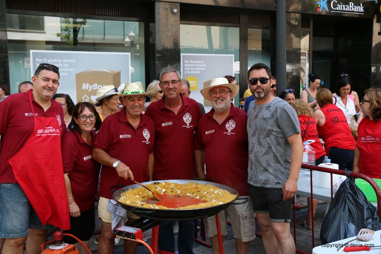 Concurs de paelles de Festes 2019 - Junta Local Fallera