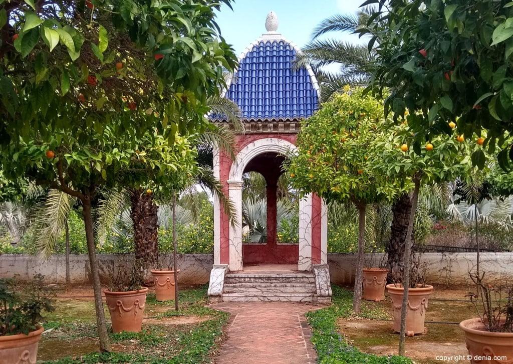 El Jardí de l'Albarda será uno de los puntos a visitar en las rutas del Ayuntamiento