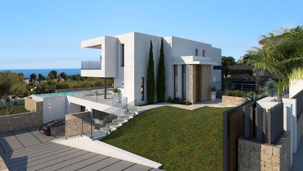 Elegant habitatge a Dénia - Fine & Country Costa Blanca Nord