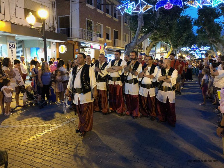 Фестиваль мавров Энтраэта
