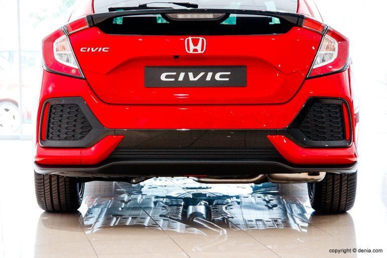 Honda Civic en Dénia - Honda Ginestar Dénia