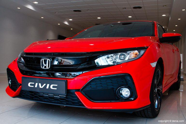 Honda Civic - Honda Ginestar Dénia