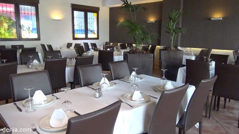 Interior Restaurant L'anfora