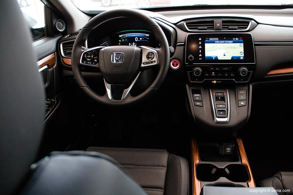 Interior vehicle Profunda - Honda Ginestar Dénia
