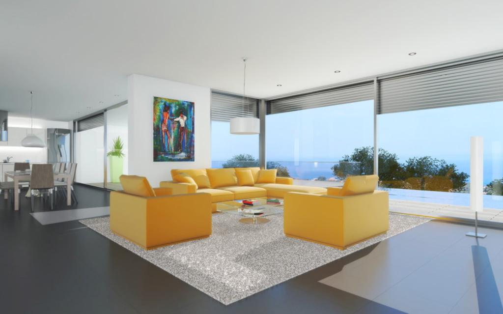Interior vivienda Casa Natalia – Lucas Graf Projects