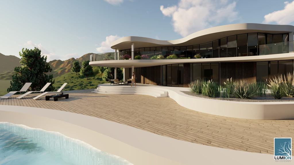 Progetto abitativo GV Arquitecnia